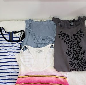 Small Tank tops BUNDLE